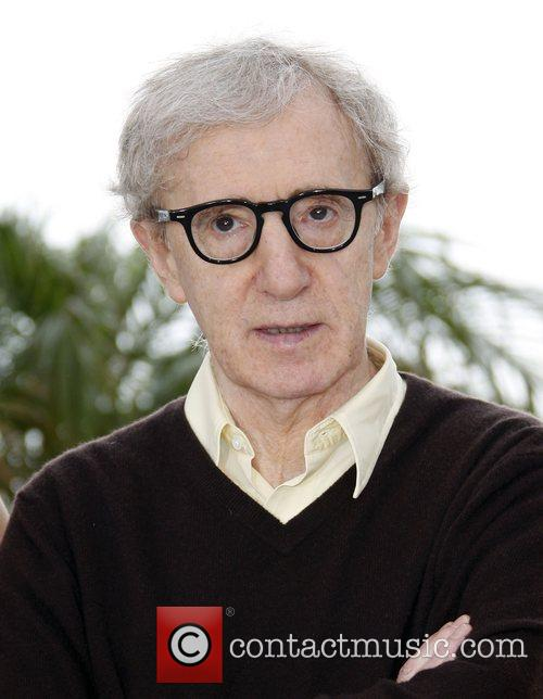 Woody Allen The 2008 Cannes Film Festival -...