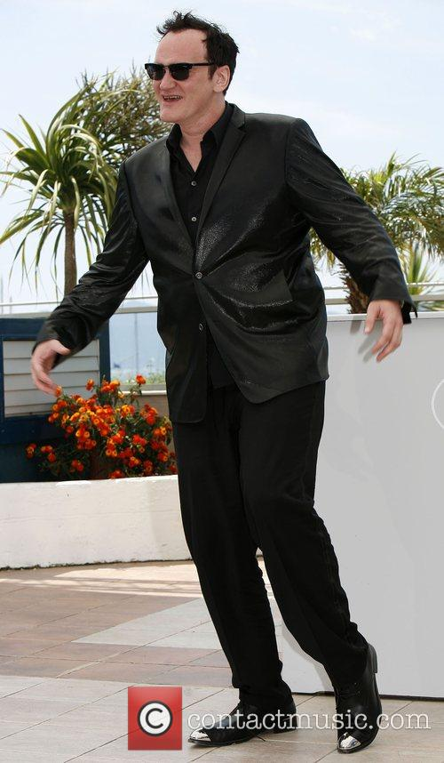 Quentin Tarantino The 2008 Cannes Film Festival -...