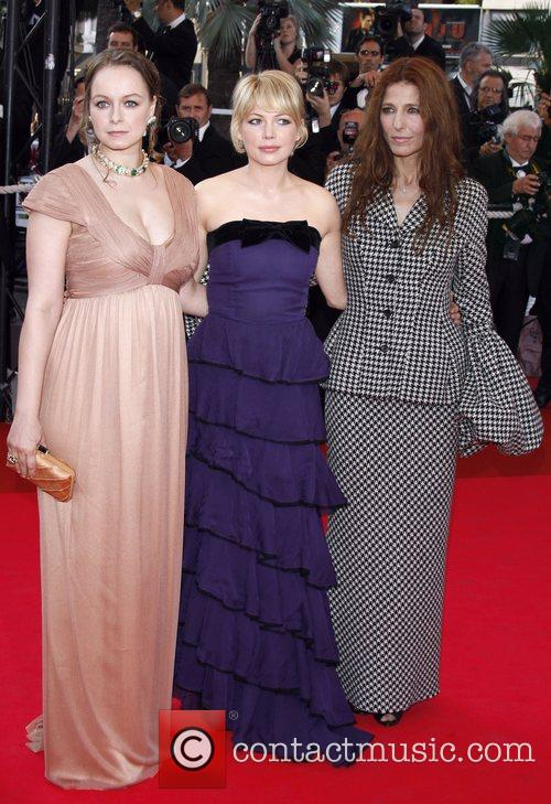 Catherine Keener, Michelle Williams and Samantha Morton 2