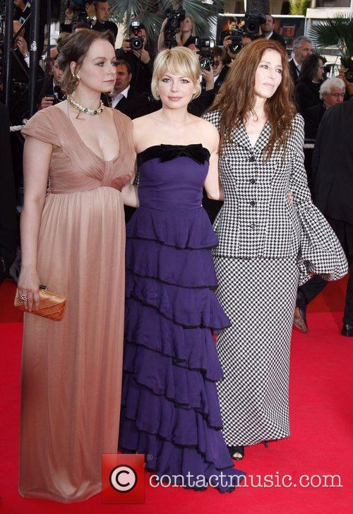 Catherine Keener, Michelle Williams and Samantha Morton 6