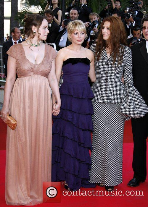 Catherine Keener, Michelle Williams and Samantha Morton 1