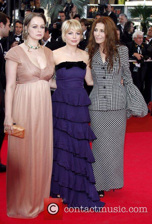 Catherine Keener, Michelle Williams and Samantha Morton 4