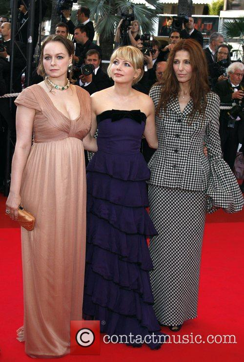 Catherine Keener, Michelle Williams and Samantha Morton 5