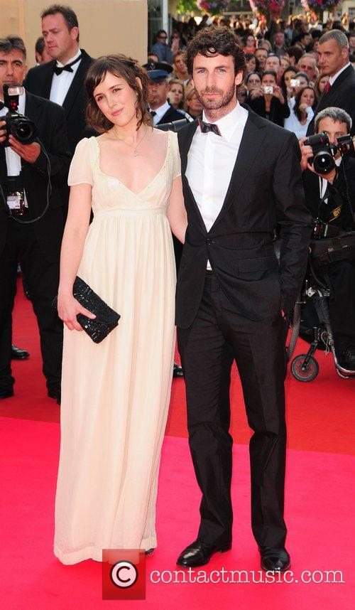 Clementine Poidatz and guest The 2008 Cannes Film...
