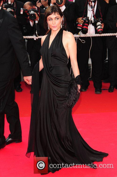 Emmanuelle Beart The 2008 Cannes Film Festival -...