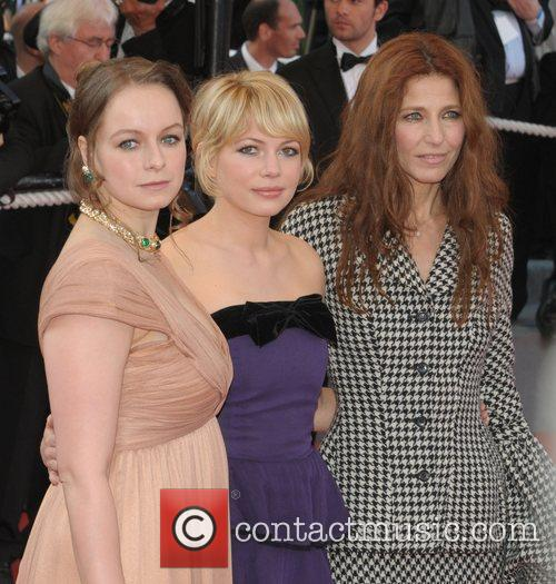 Samantha Morton, Michelle Williams and Catherine Keener The...