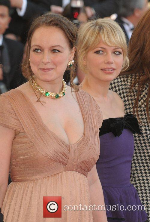 Samantha Morton and Michelle Williams The 2008 Cannes...