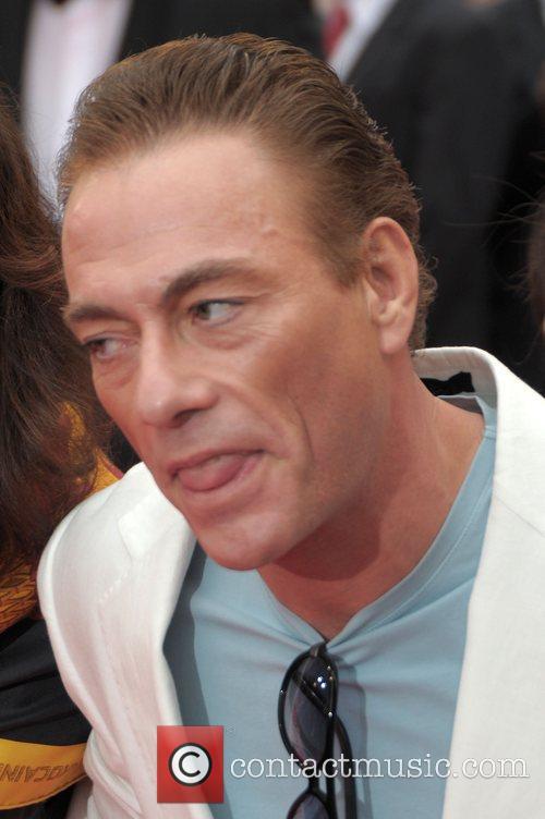 Jean-Claude Van Damme The 2008 Cannes Film Festival...