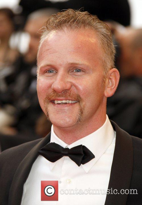 Morgan Spurlock The 2008 Cannes Film Festival -...