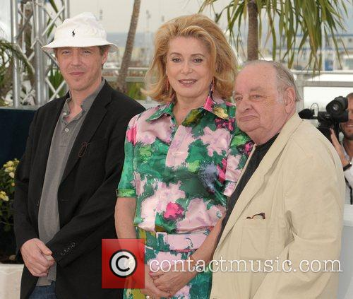Catherine Deneuve and guests The 2008 Cannes Film...