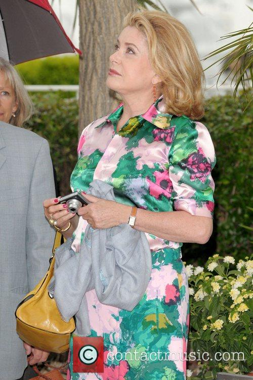 Catherine Deneuve The 2008 Cannes Film Festival -...