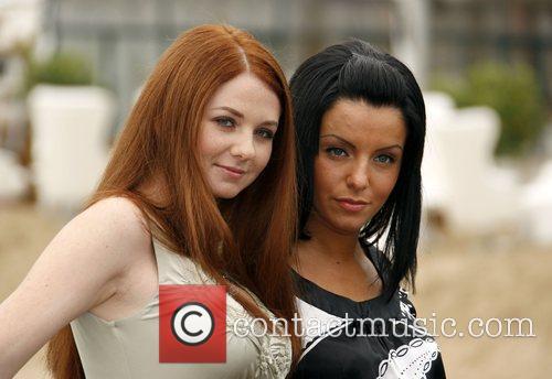 Lena Katina and Yulia Volkova of t.A.T.u The...