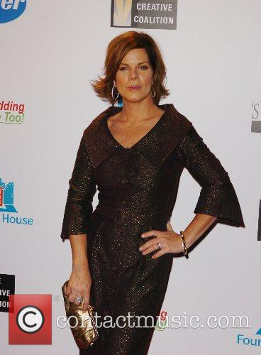 Marcia Gay Harden The Creative Coalition premiere of...
