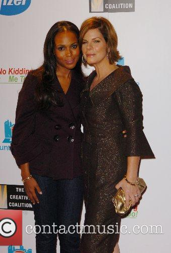 Kerry Washington, Marcia Gay Harden