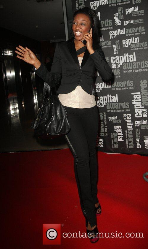 Leaving the Capital Awards held at the Riverbank...