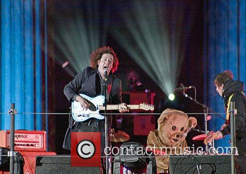 The Wombats Opening of the Liverpool European Capital...
