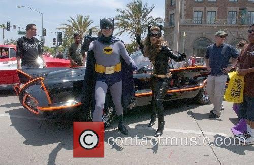 The Fourth Annual George Barris Car Show