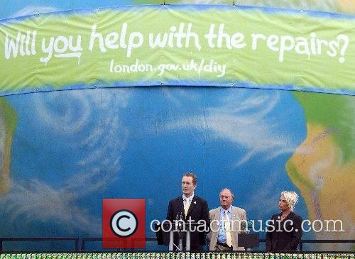 Launch of DIY Planet repairs, a public information...