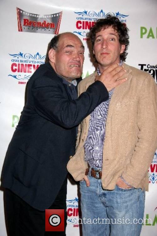 Irwin Keyes, Peter Spears Screening of