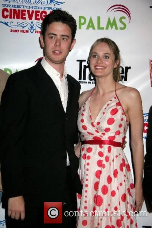 Colin Hanks, Rachel Blanchard Screening of