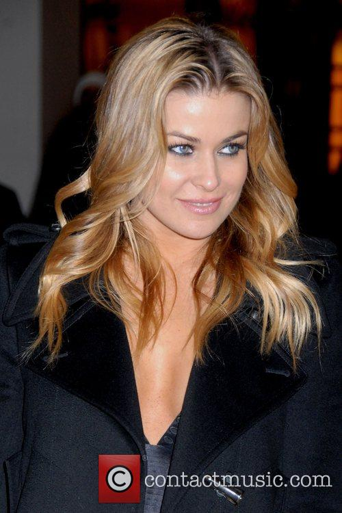 Carmen Electra and Mtv 5