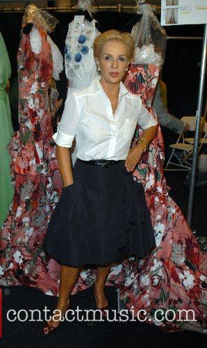 Mercedes-Benz Fashion Week New York Spring 2008 at...