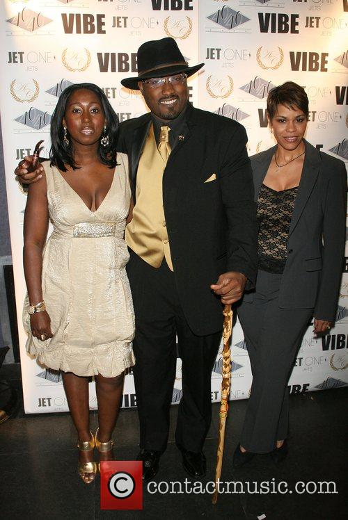 LaToya Jeffrey, Patrick Jeffrey and April Woodward The...