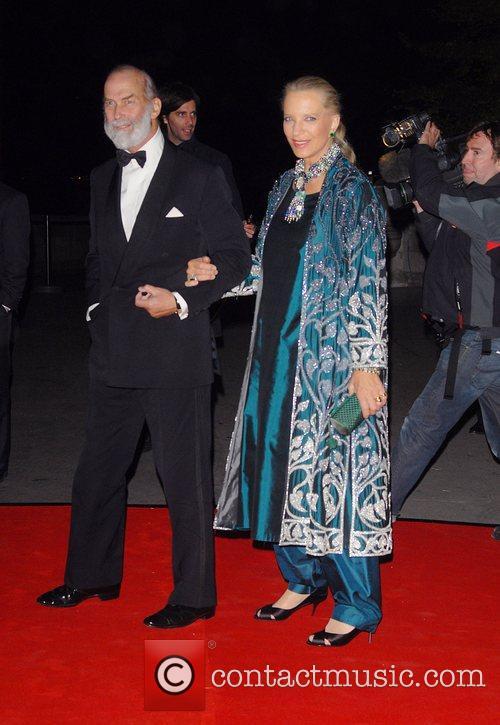 Prince Michael the Duke of Kent, Princess Michael...