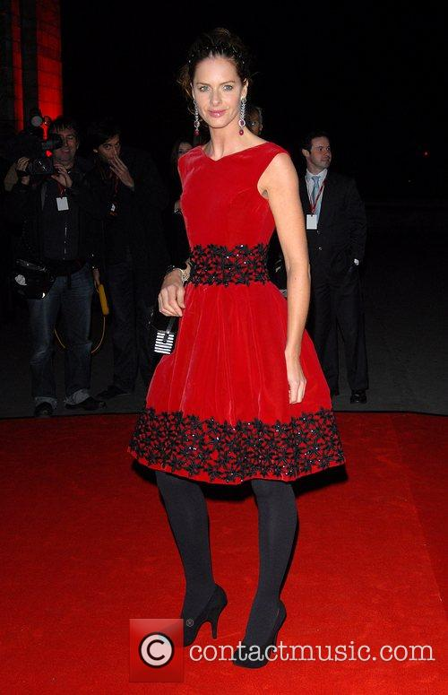 Trinny Woodall Cartier dinner to celebrate the reopening...