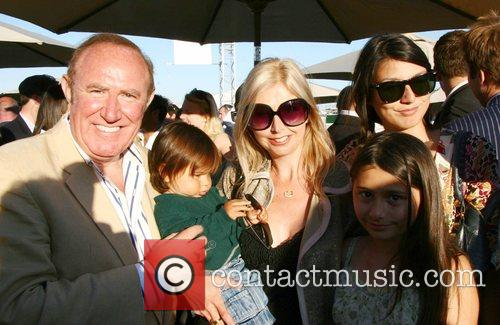 Andrew Neil and family Cartier International Polo Guards...