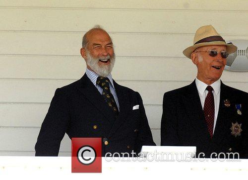 HRH Prince Michael of Kent Cartier International Polo...