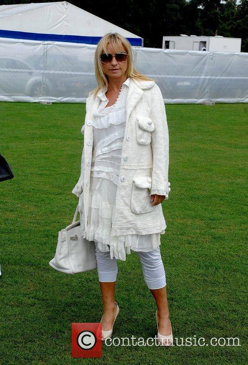 Meg Matthews Cartier International Polo Guards Polo Club...
