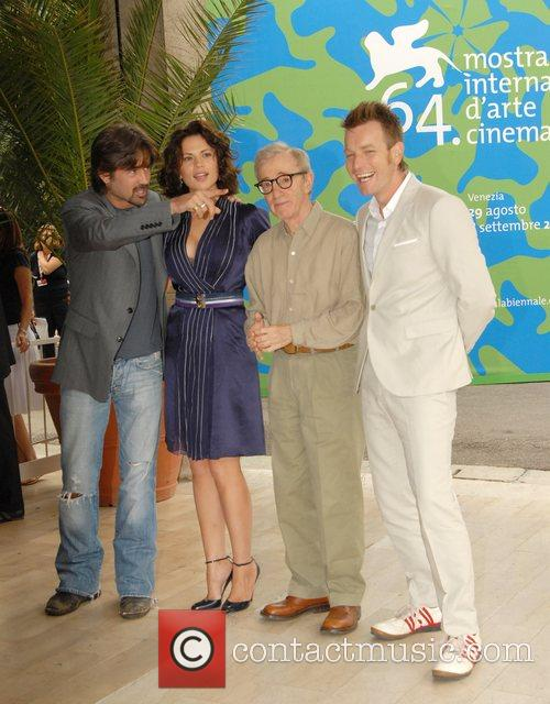 Ewan Mcgregor and Woody Allen 5