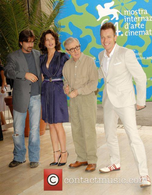 Ewan Mcgregor and Woody Allen 7