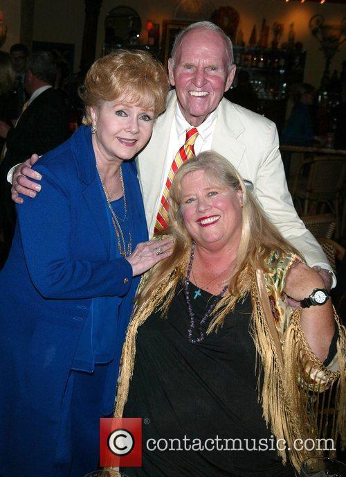 Debbie Reynolds, George Furth and Heather Macrae 3