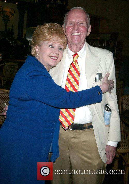 Debbie Reynolds and George Furth 8
