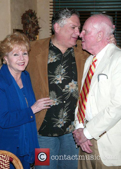 Debbie Reynolds, Harvey Fierstein and George Furth 7