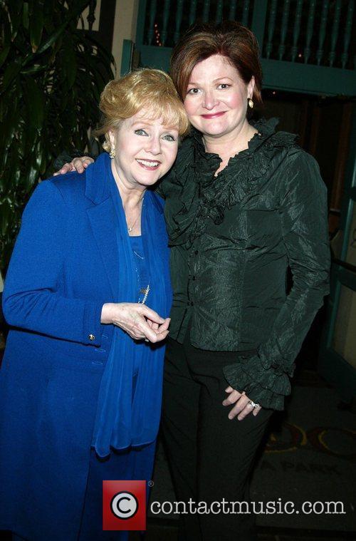 Debbie Reynolds and Faith Prince 6