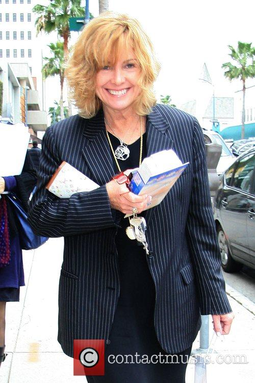 7th Heaven actress Catherine Hicks is all smiles...