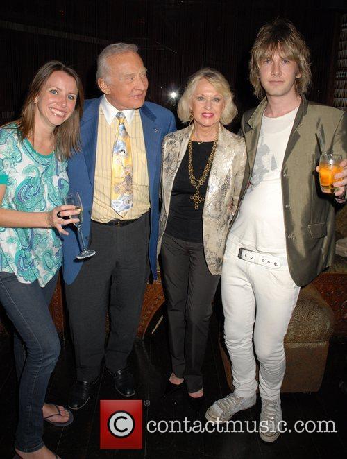 Guest, Buzz Aldrin, Tippi Hedren and Donny Tourette...