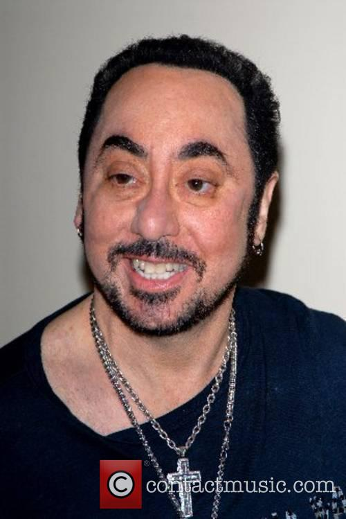 David Gest photocall at the Grosvenor House Hotel...