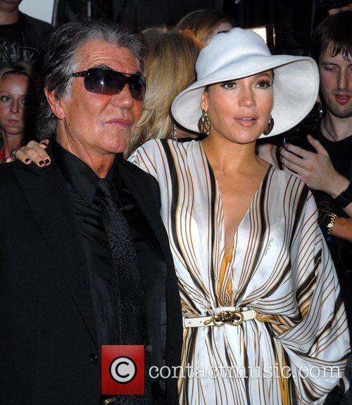 Jennifer Lopez and Roberto Cavalli 4