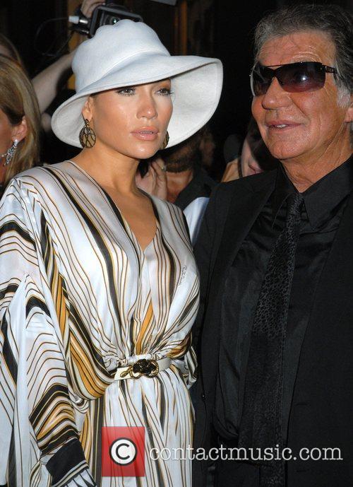 Jennifer Lopez and Roberto Cavalli 5