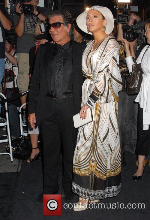 Jennifer Lopez and Roberto Cavalli 11