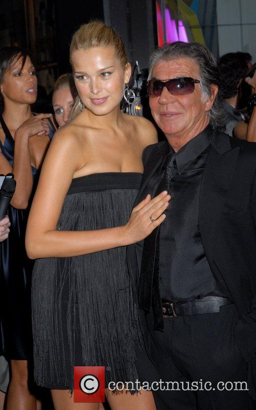 Petra Nemcova and Roberto Cavalli 1