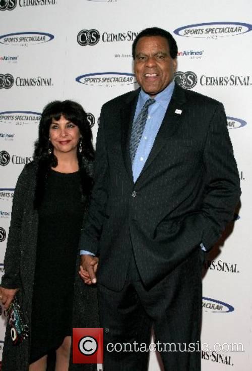 Layla Hawkins and Tommy Hawkins Cedars-Sinai Medical Center's...