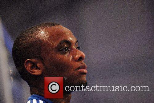 Daniel Mwanza Premier League All Stars Football Game...