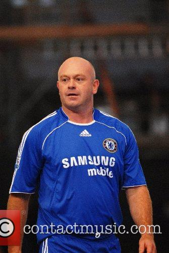 Ross Kemp Premier League All Stars Football Game...