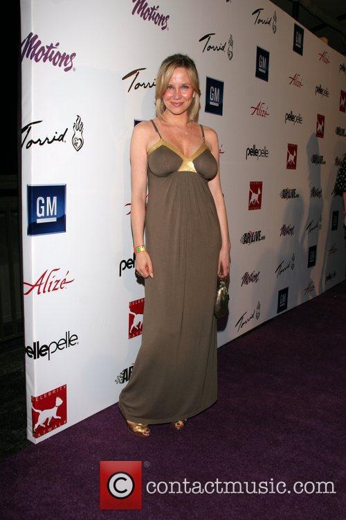 Kari Whitman Celebrity Catwalk for Charity, benefiting the...