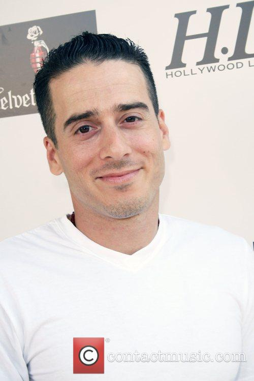 Kirk Acevedo Celebrity Poker Classic hosted by Hollywood...